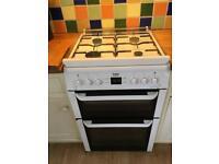 Beko 4 ring cooker 1 yr old