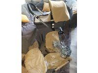 Bugaboo cameleon2 with accessories