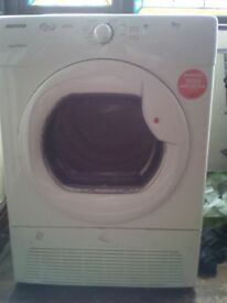 Hoover condenser Dryer 9KG collection only