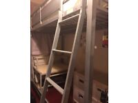 Bunk Bed, Computer Desk & Set of Draws (prices negotiable)