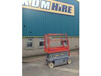 2007 SKYJACK 3219 25FT COMPACT ELECTRIC SCISSOR LIFT / GENIE CHERRY PICKER
