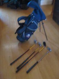 Childrens kids golf clubs