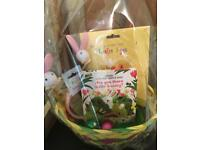Are you there little bunny? Gift basket