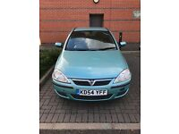 Vauxhall Corsa - ideal first car, low insurance, cheap to run