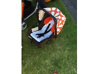 Cosatto 3 in 1 pram