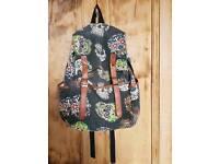 Sugarskull skull bag backpack