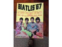 Beatles '67 Music Book