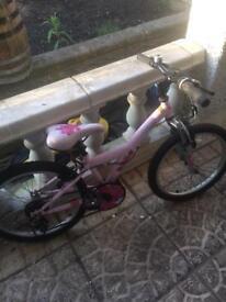 Apollo Kinx Girls Mountain Bike