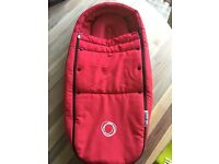 Bugaboo Bee red cocoon
