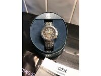 Citizen eco drive sports watch