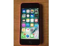 Apple iPhone 5c pink in EE network