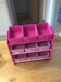 Disney princess storage/toy tidy