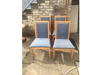 Ex hotel chairs very solid house pub bar man cave job lot 34 available dining chairs