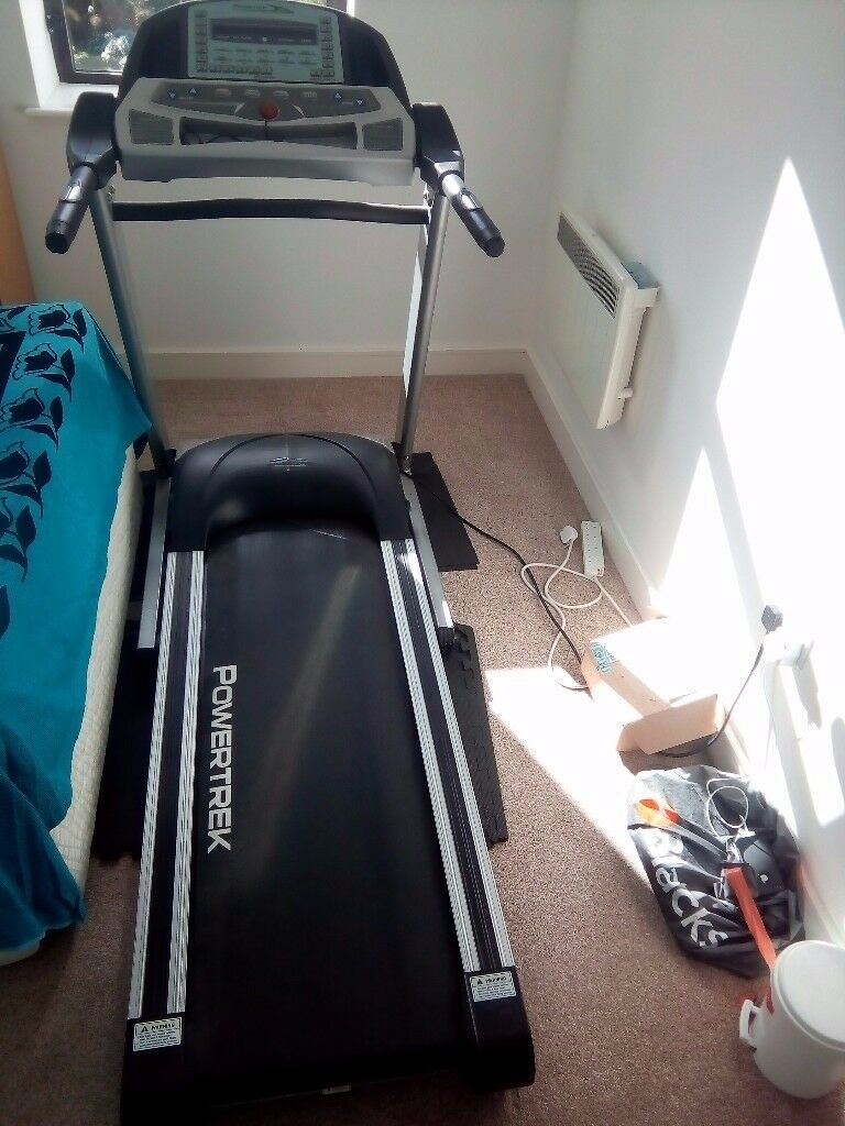 Powertrek TX3000 Treadmill, Used, Great condition & full working order, Collection Solihull