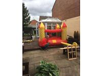 Bouncy castle with blower £25