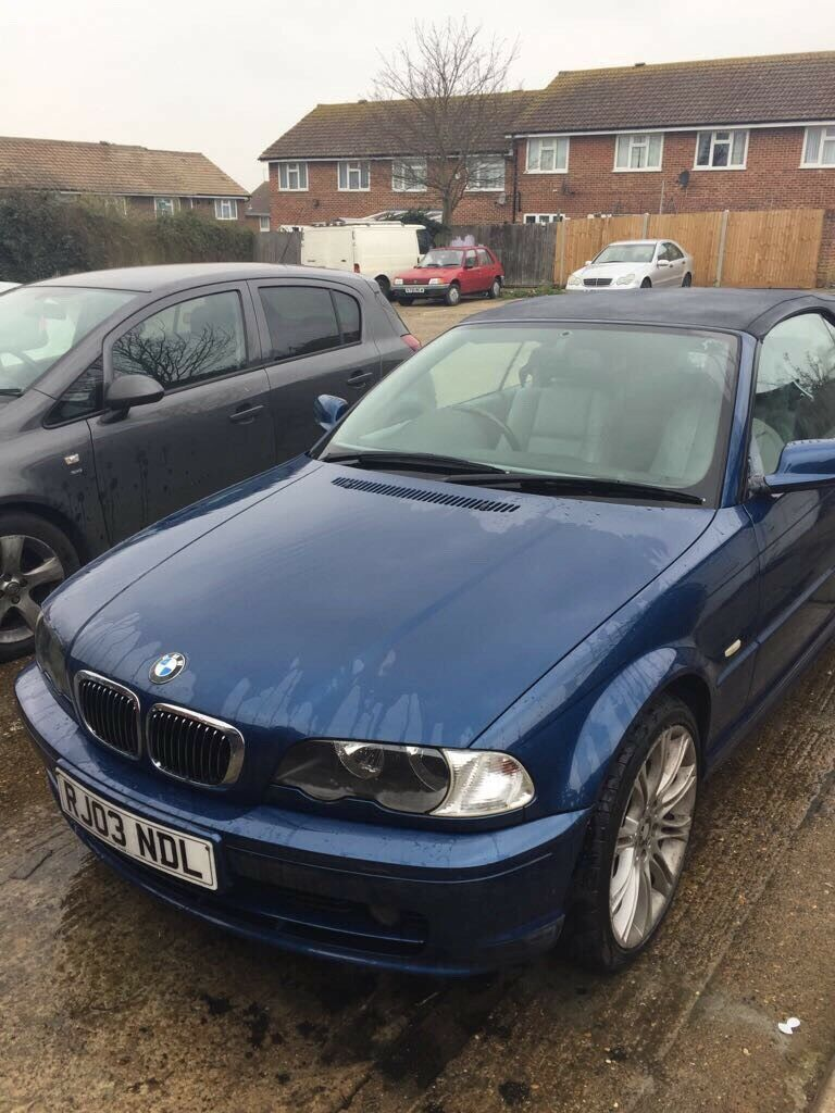 For sale Convertible BMW 318ci