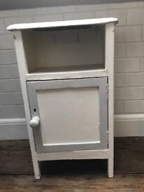 Very cute painted cabinet
