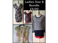 Ladies Size 8 Clothing