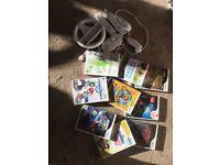 Nintendo Wii + loads of extras
