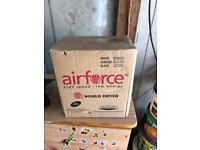 Airforce hand dryer