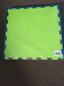 Foam mats x3 packs