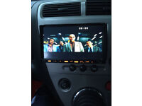 double din dvd mp3 cd player sd card bluetooth