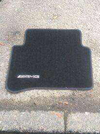 Mercedes AMG car matts brand new