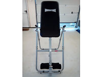 INVERSION TABLE - FOR BACK PAIN RELIEF