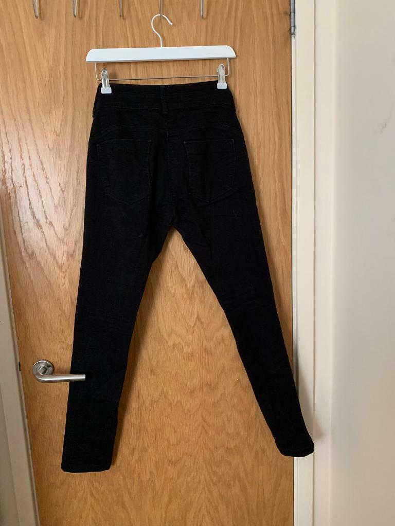 812720b9e Next Black Lift Slim and Shape Skinny Jeans - 10R | in Gateshead ...