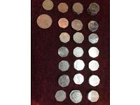 50p coin collection