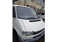 VW T4 Transporter Campervan, 12 months Mot, £2400