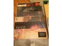 Selection of LP's - job lot! Plus 65 45 vinyls records - mostly 70's &80's