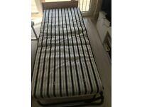 Jay-Be Auto Folding Bed Single