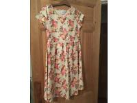 Maternity dress ASOS size 8
