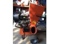 FYS 16hp electric start petrol chipper