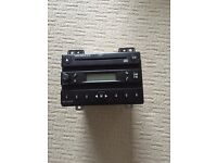Ford 4500 RDS CD player