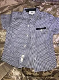 Hugo boss baby shirt