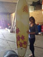 7'6 Surf Betty Surfboard for sale