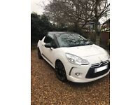 Citroen DS3 1.6i DSport, only 36K Miles with Full Service History, 10 Months MOT