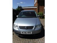 VW Touran 1.9tdi 2006 - needs new ECU so not currently running
