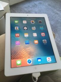 Ipad 2 16gb wifi with new with cover