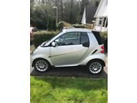 Smart Fortwo passion mhd convertible