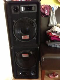 Passive Pa Speakers For Sale