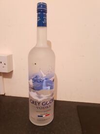 6x GREY GOOSE Large 1.75L bottles (£85 each - down from £110RRP)