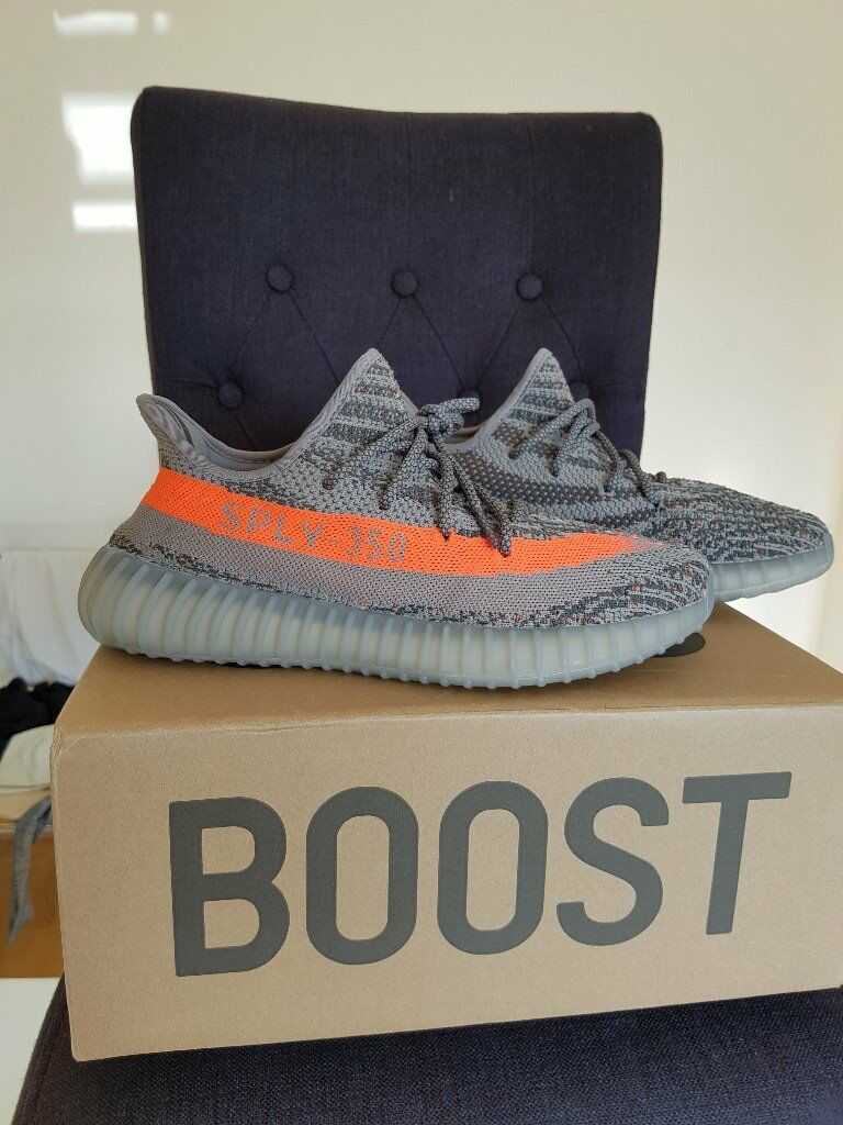 Adidas Baby Boys Yeezy Boost 350 V2 Infant BB6372 Sole Unlimited