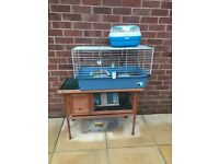 Rabbit Hutch, rabbit cage and carrier