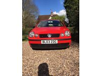 VW Polo for sale! Great little runner