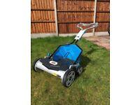 Mac Allister manual lawn mower