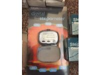 14 STEPOMETER STEP COUNTERS FOR SALE BNIB