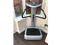 Flabelos vibration plate, weight loss machine- £60